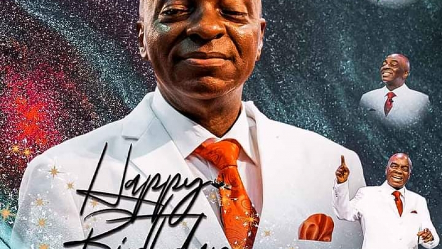 Bishop David Oyedepo Turns 66