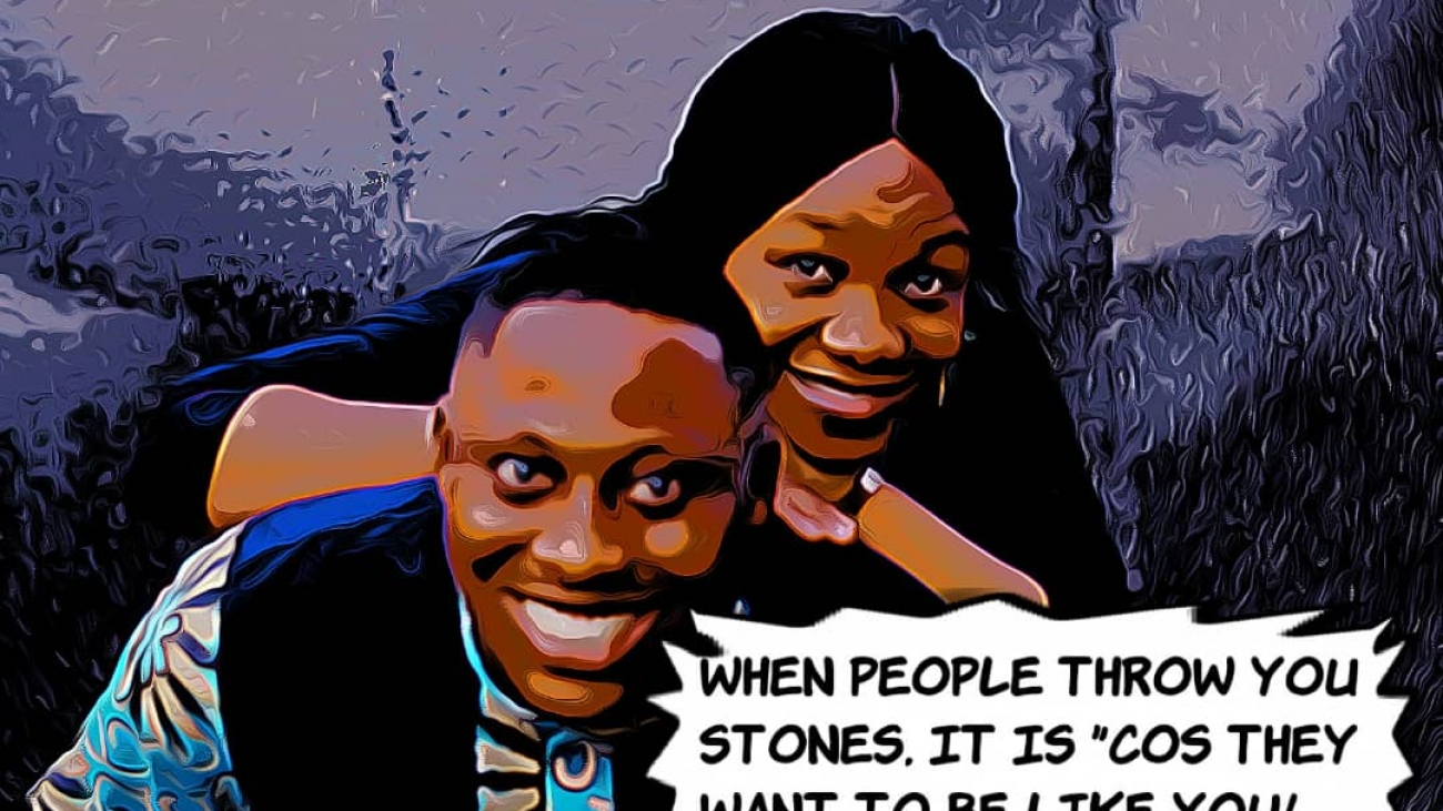DO PEOPLE THROW STONES - Pastor Ozi